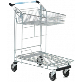 55L Merchandising  Trolley