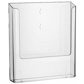 A4 Wall Mounted Brochure Holder