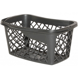 ECO Shopping Baskets - Black + Black